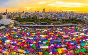 Märkte Bangkok