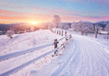 Winter Australien