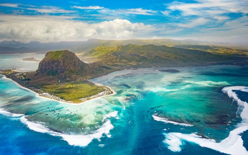 Inseln zum entspannen