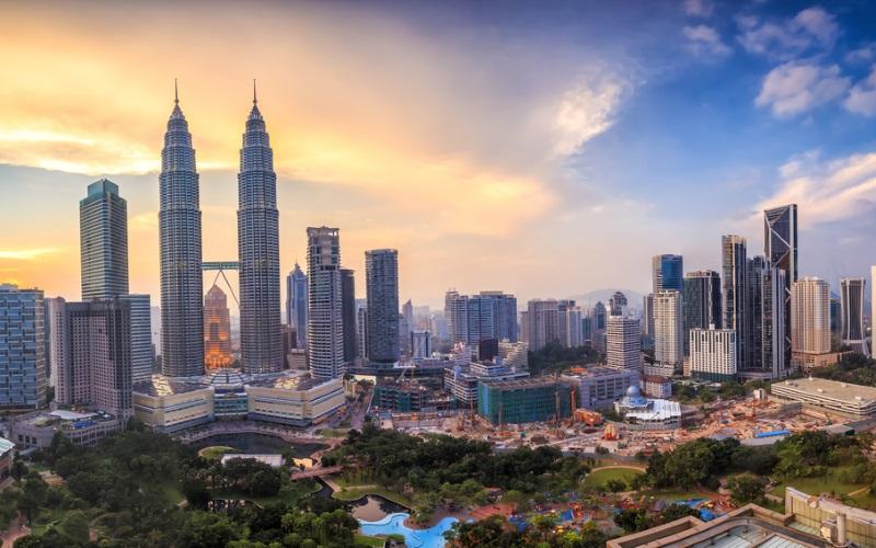 Quiz: Asiatische Städte