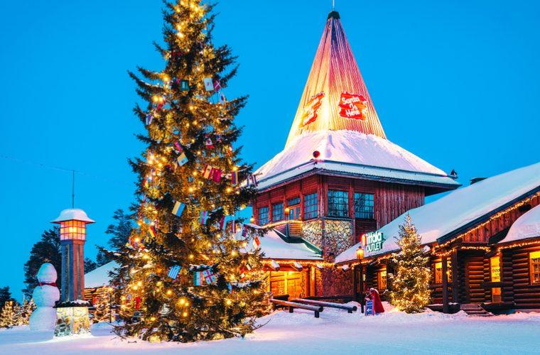 Weihnachten Europa