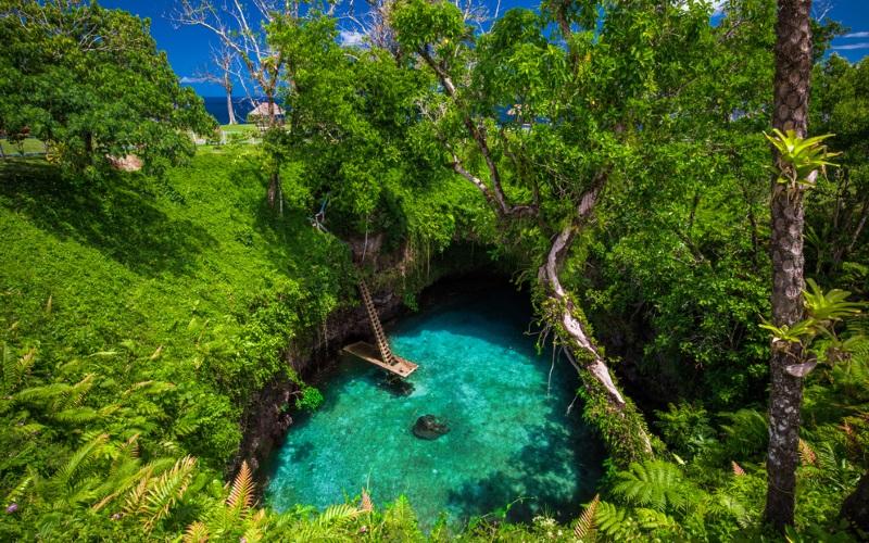 Polynesische Inseln
