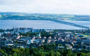 Stadt Dundee