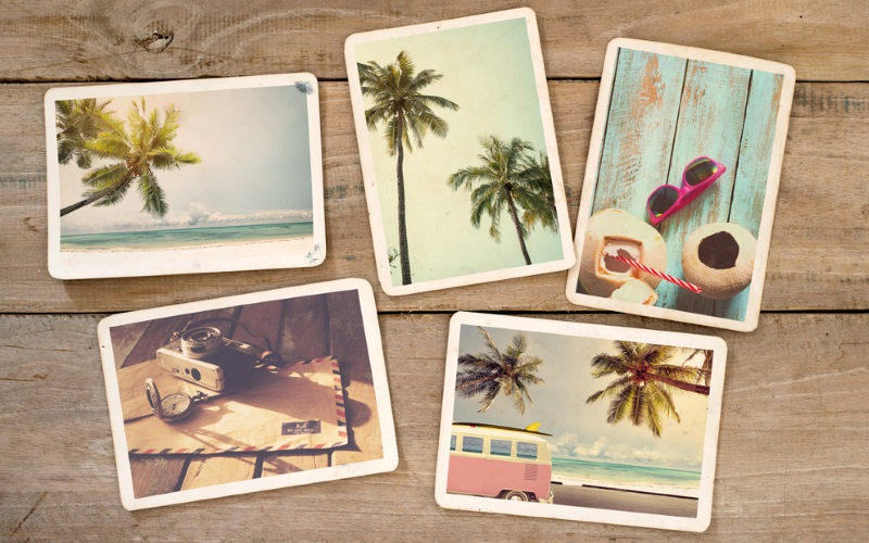 Postkarten-Apps