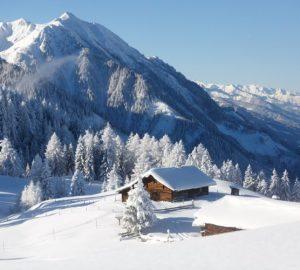 Winterwanderwege Österreich