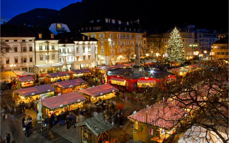 Italien Weihnachtsmärkte