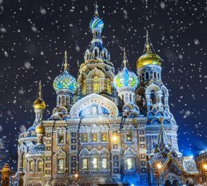St. Petersburg ist atemberaubend schön