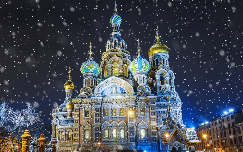 Russische Magie Diese Orte In St Petersburg Sind Atemberaubend Schön