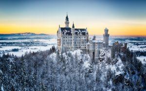 Winter Europa